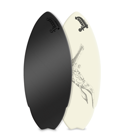 Picture of Skimboard BARMAGLOT ART DOUBLE CO2 MODEL