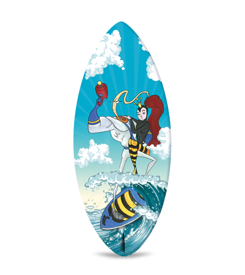 Picture of My Custom Wave Skim